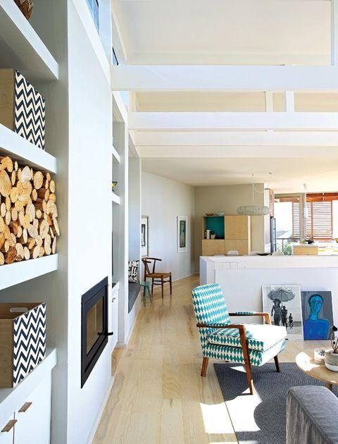 Beach house lounge 1, South Africa, Beattyvermeiren architects