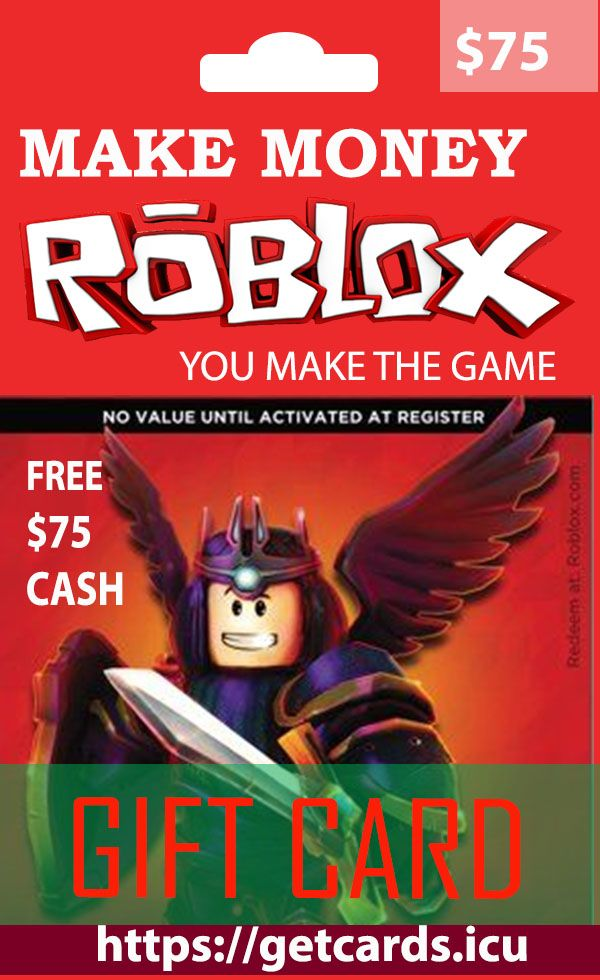 Pin On Roblox Gift Card Codes