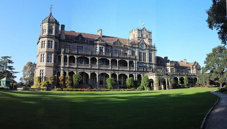 The Viceregal Lodge, Shimla