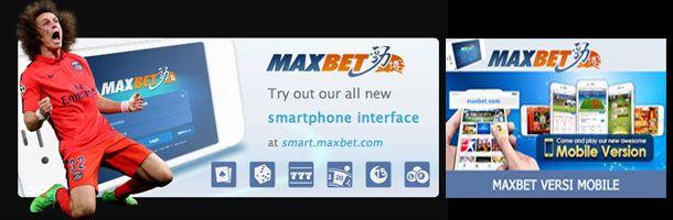 MAXBET merupakan salah satu permainan pilihan para peminat taruhan online di eropa dan asia tidak terkecuali di Indonesia. Maxbet Online menjadi pilihan pada bettor karena banyak jenis permainan yang dapat dipilih mulai dari sportsbook/taruhan olahraga hingga casino online. Taruhan olahraga meliputi sepak bola, balap kuda, bola basket, voli, badminton, tenis dll.