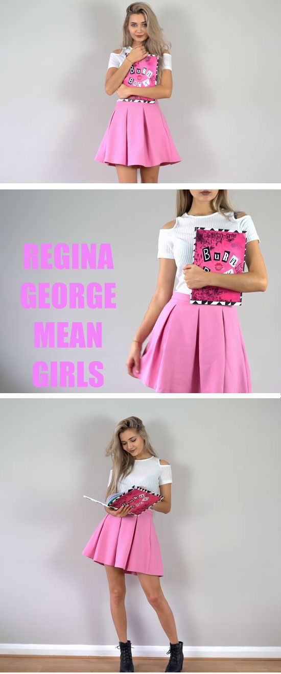 Regina George Mean Girls | Awesome Halloween Costume Ideas for Teens