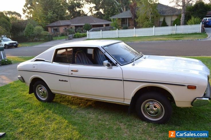 Subaru 1976 GF Coupe #subaru #coupe #forsale #australia