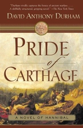 An interesting book about Carthage and Hannibal's daring quest to conquer the Roman empire.