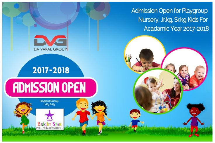 The best of education for the best of you, only at 'Bright Star School!' Admissions open for Nursery, Playschool, Jr. Kg. & Sr. Kg.  #events #eventdata #eventdesign #eventmanagement #sports #trainer #Sport #dance #music #consultant #smo #foryourbusiness #developwebapplication #improvesbusiness #playschoolatnalasopara #admission #admissionopen #kids #children #school #earlylearning #preschoolactivities #school #earlylearning #nursery #jrkg #srkg #DaVaralGroup has started its own School…