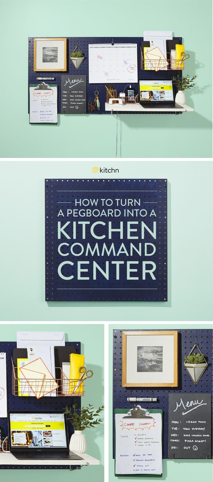 The different kitchen layouts bandidusa home design preferance - Almost Every New Construction Suburban Kitchen Has Space For A Command Center Or Mini