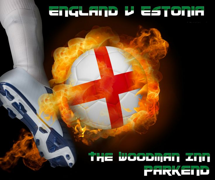 England host Estonia tonight knowing victory in their European Qualifier will guarantee them a spot as top seeds at Euro 2016. Live at the woody on the Big Screen! Great way to start the weekend.. ‪#‎thewoodmaninn‬ ‪#‎forestofdean‬ ‪#‎football‬ ‪#‎europeanqualifier‬ www.thewoodmanparkend.co.uk