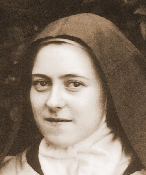 An archive of objects and writings from St. Therese's life at the convent in Lisieux, France.