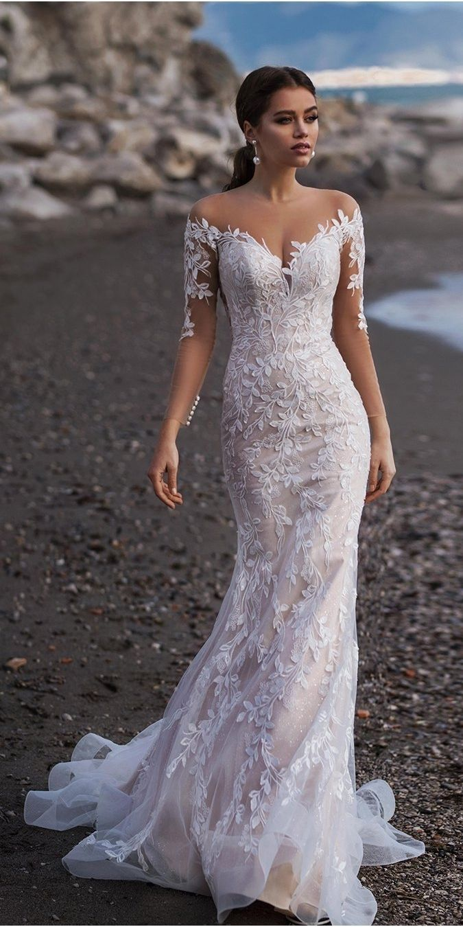 Top 30 Lace Wedding Dresses For 2021 Wedding Dresses Lace Short Wedding Dress Wedding Dresses Satin [ 1350 x 675 Pixel ]