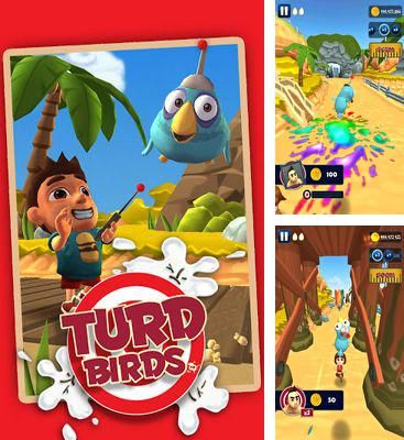 Turd Birds Hack is a new generation of web based game hack, with it's unlimited you will have premium game resources in no time, try it and get a change to become one of the best Turd Birds players.   Turd Birds – you will operate a birdie and randomly crap on passersby. The …
