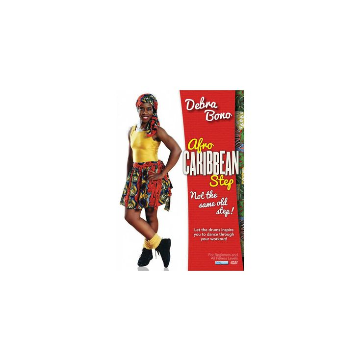Afro caribbean step aerobics with deb (Dvd)