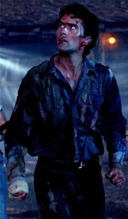 Evil Dead - Bruce Campbell - Ash