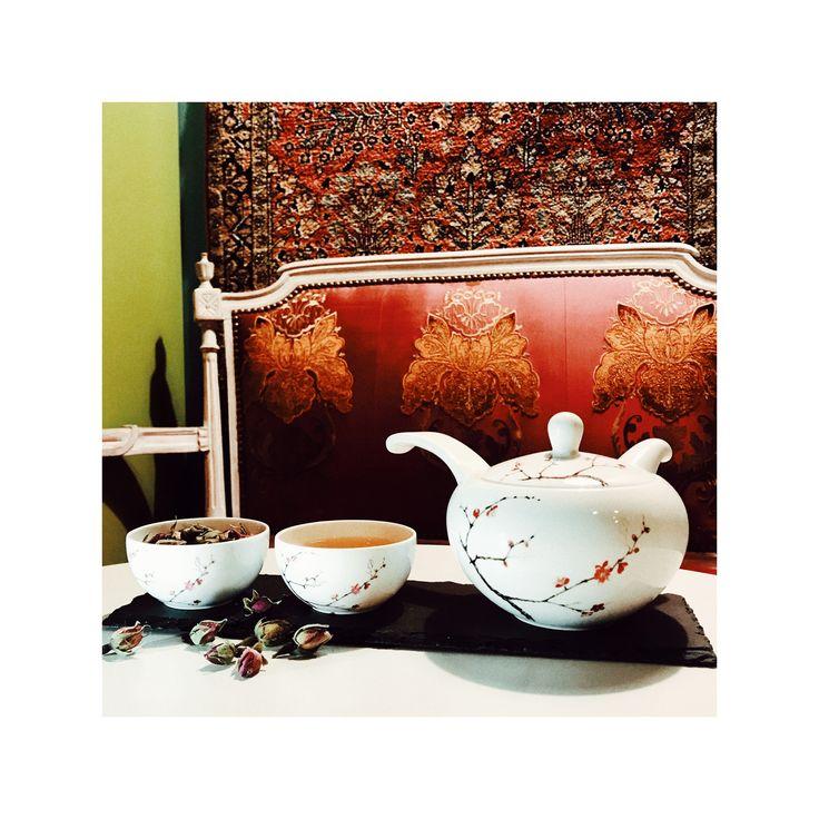 Five o'clock tea?