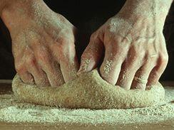 Recept na celozrnny kvaskovy chleb