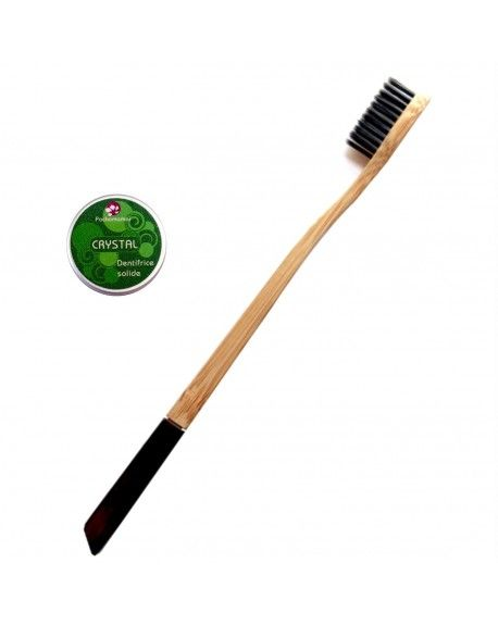 dentifrice solide naturel et vegan