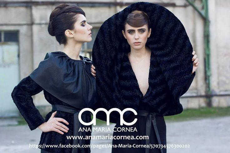 MAKEUP BY ME FOR ANA MARIA CORNEA CAMPAIGN!