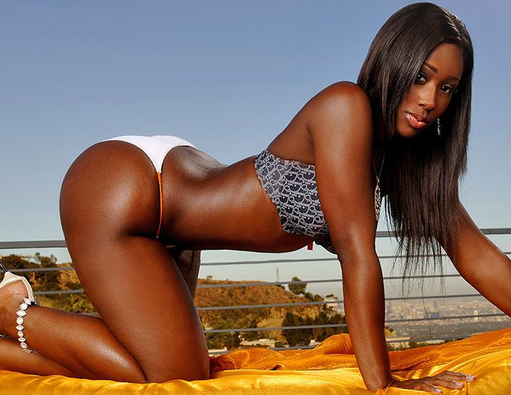 Hot sexy ebony ladies