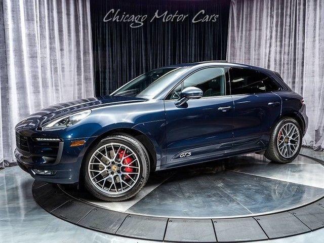 2018 Porsche Macan Gts Msrp 85 970 Porsche Macan Gts Porsche Bmw Car