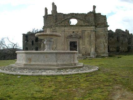 La città perduta di Monterano - Canale Monterano (Lazio)