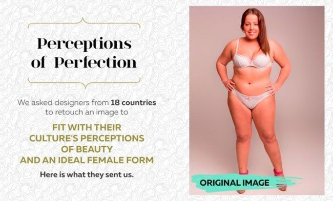 How Women Beauty Standards Changes Around the World?
