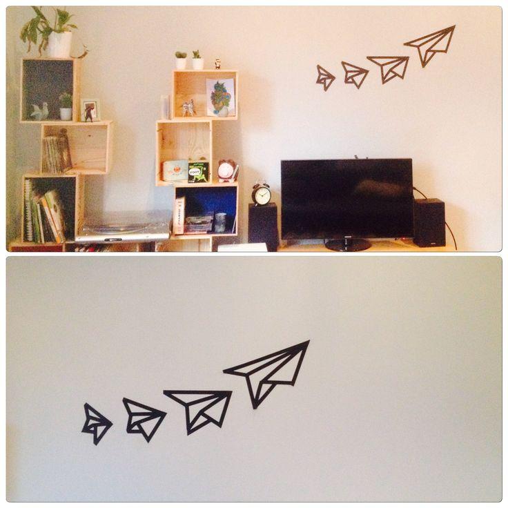27 best images about salon on Pinterest Ash, Un and Paint pens - faire une chambre dans un salon