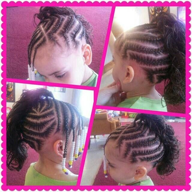 Braids For My Girls Pinterest Back To Back To