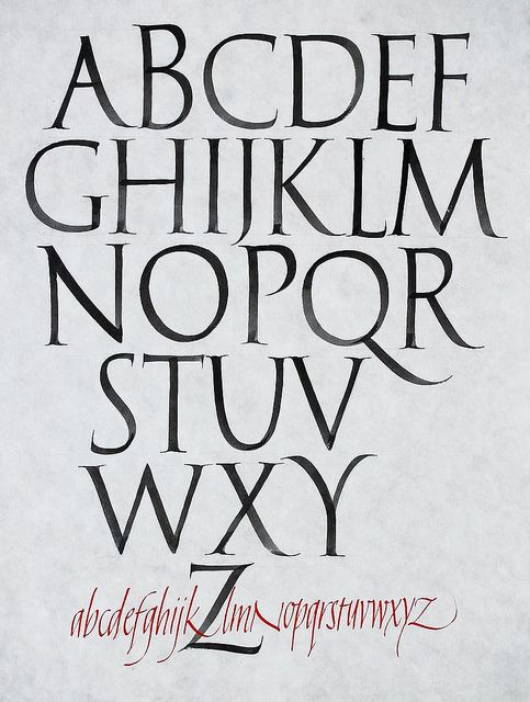 Best images about calligraphy roman on pinterest