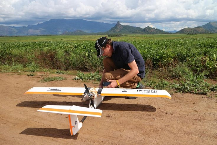 Sharing the 3D Drone Mapping Imagery With Clients: A Report from South Africa