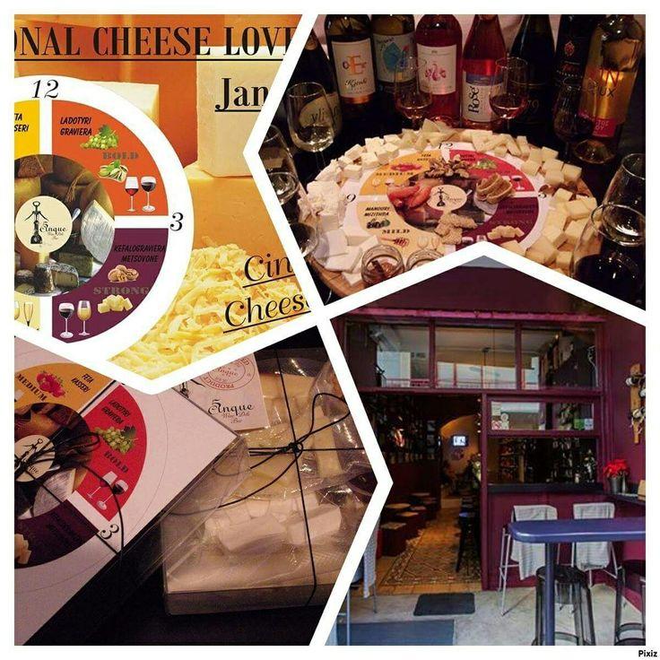 Welcome International cheese lovers day!! Enjoy it here or take it away with you!! #cheeselovers #internationalcheeseloversday #cinque #winebarpsirri #winebar #psiri #athens #ilovegreekwine #wines #winetasting #foodtasting #wine #winetime #timeforwine #winelover #lovewine #greekwine #greekgrapes #winegeeks #drinkgreekwine #instawine #winestagram #friends #instafood #drinks #foodporn #food #yamas #yummy #lovefood #supportgreekwine #travel