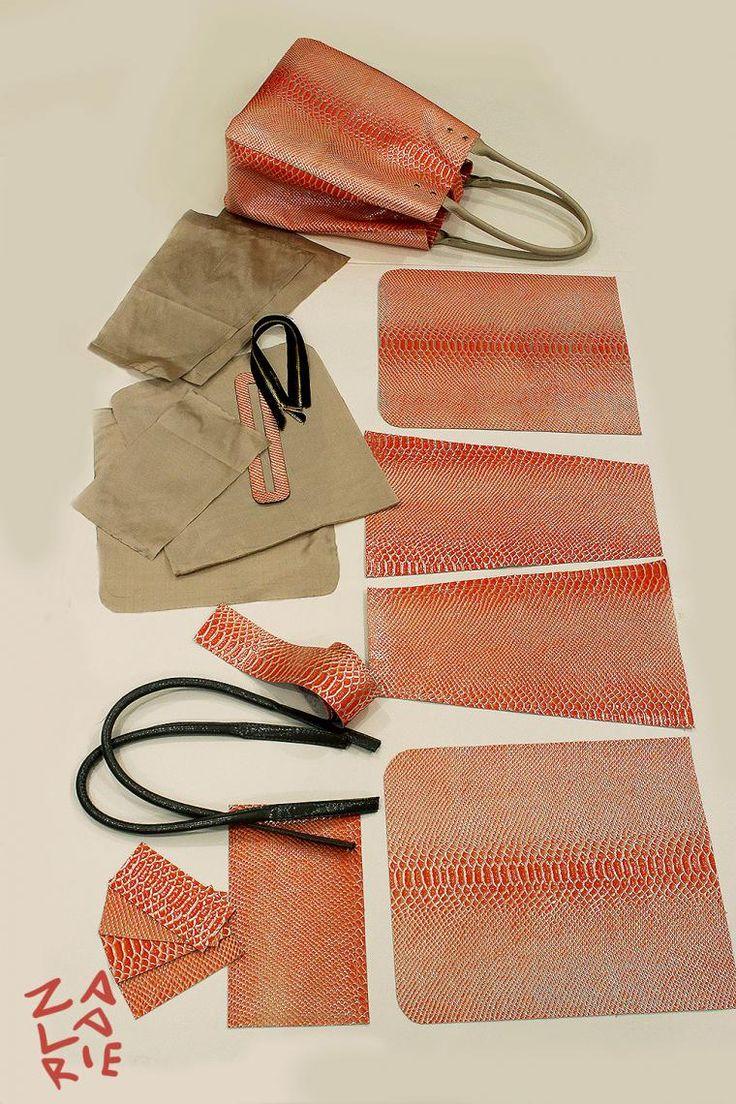 Как сшить сумку-шоппер с двойной магнитной застежкой за 15 шагов - Ярмарка Мастеров - ручная работа, handmade