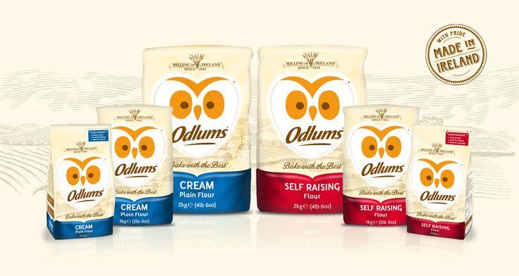 Odlums Standard Flours