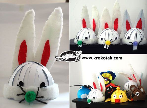 Masks (hats) for kids
