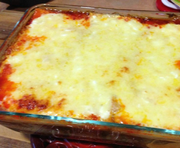 Recipe Grain-Free Lasagne (Low carb, gluten free) by LCHF Mum - Recipe of category Pasta & rice dishes