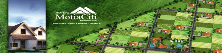 Like your privacy much? Worry not; we have independent plots too #MotiaCiti #PlotsinZirakpur