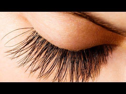 Φυσική θεραπεία για υπέροχες βλεφαρίδες! (βίντεο) | ekriti