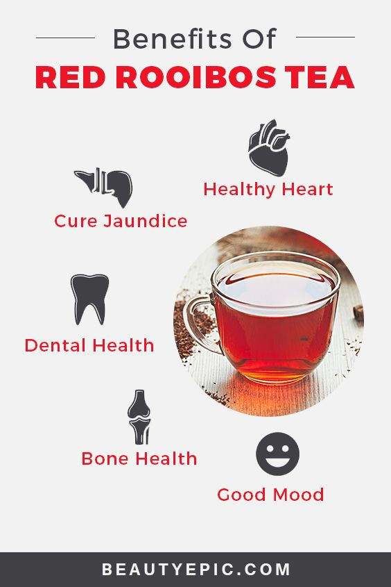 red rooibos tea weight loss