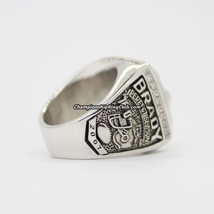 New England Patriots 2007 AFC Championship Ring
