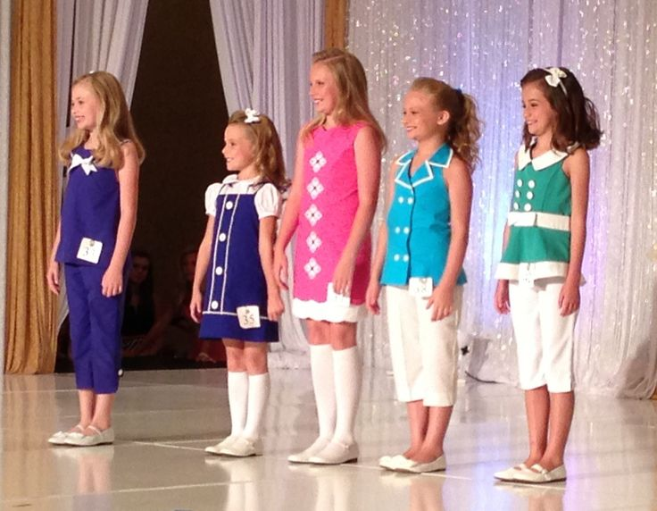 Cinderella fashions pageant clothes 21