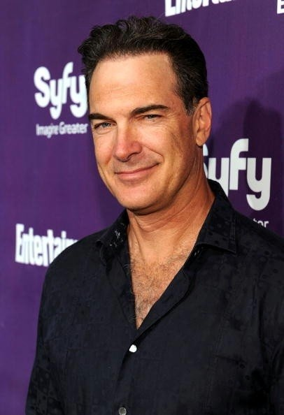 Patrick Warburton!   Joe/Family Guy plus about a gazillion other voices, mainly macho guys :D