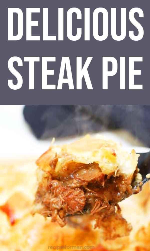 delicious steak pie | steak pie recipe | steak pieces ...