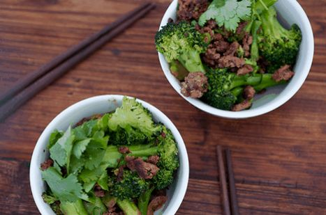 Beef + Broccoli Stir-fry - I Quit Sugar