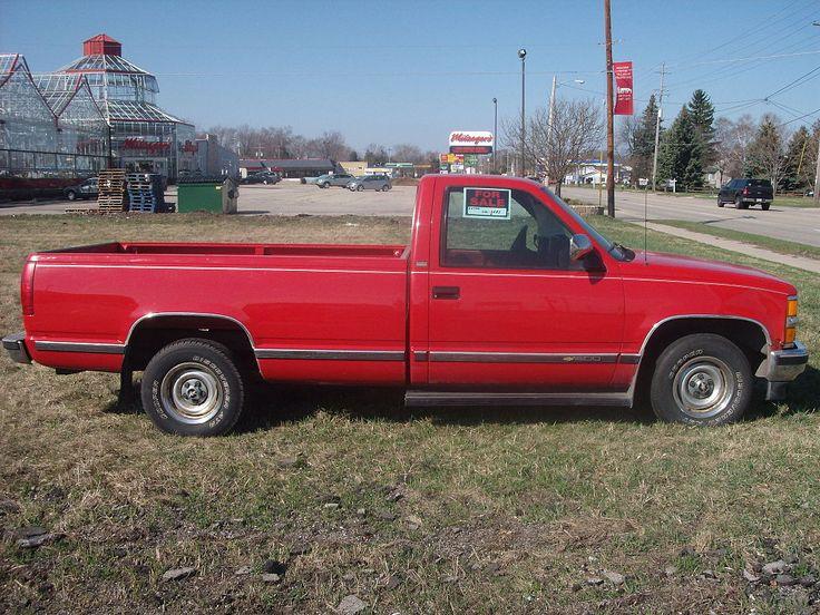 1993 Chevrolet CK - Chevrolet C1500 long wheelbase