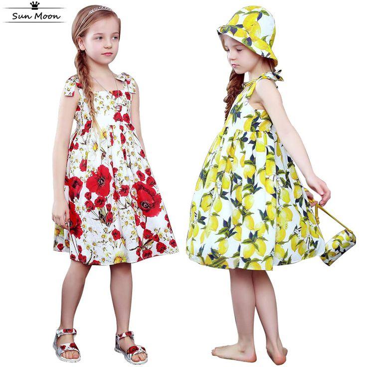 Девочки-подростки платья лето 2016 детская одежда девушки цветка платье дети принцессы платье балетной пачки для девочки костюмы