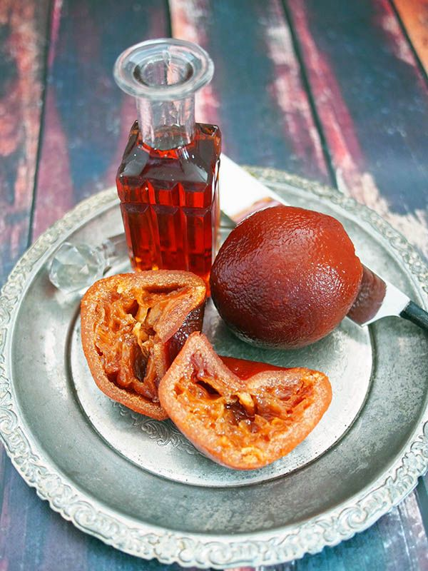 Very easy method to candy whole oranges. Make your own Heston Blumenthal hidden orange pudding for Christmas.