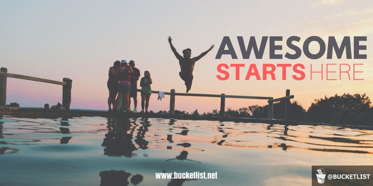 Stop getting in your own way. Ask for help when you need it and start succeeding: http://www.bucketlist.net/help/