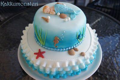 Kakkumonsteri: Täytekakut: Ristiäiset