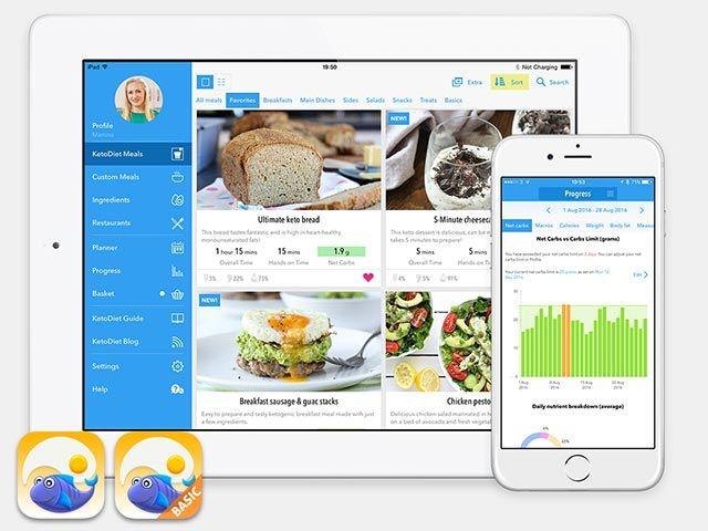 best free keto diet app