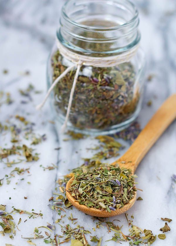 Herbes de Provence Recipe - I bet you have all of these spices ready to go in your pantry right now