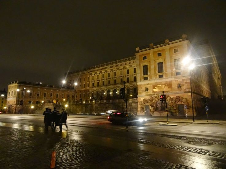 zamek krolewski w sztokholmie