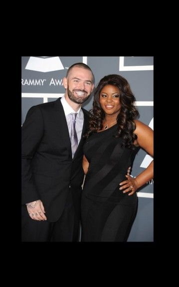 Rapper Paul Wall and Wife Crystal&nbsp