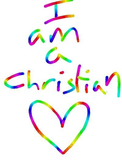 YES I'M A CHRISTIAN AND I'M NOT AFRAID TO SHOW IT OR SAY IT OR ANYTHING I AM A BELIEVER IN JESUS, GOD AND THE HOLY SPIRIT  AMEN❤❤❤